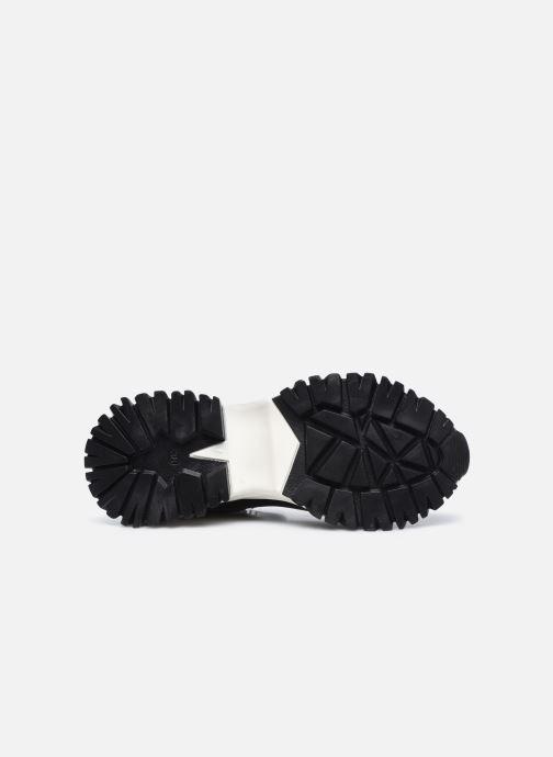 Sneaker Lemon Jelly Jayden schwarz ansicht von oben