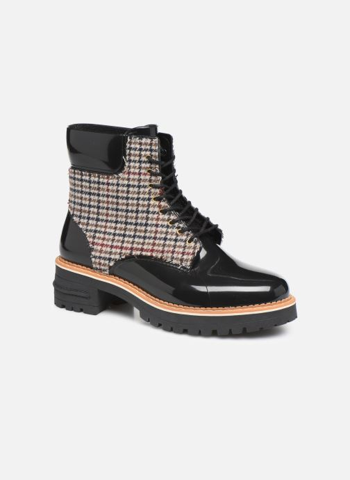 Ankle boots Lemon Jelly Faith Black detailed view/ Pair view