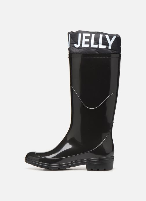Boots & wellies Lemon Jelly Clare Black front view