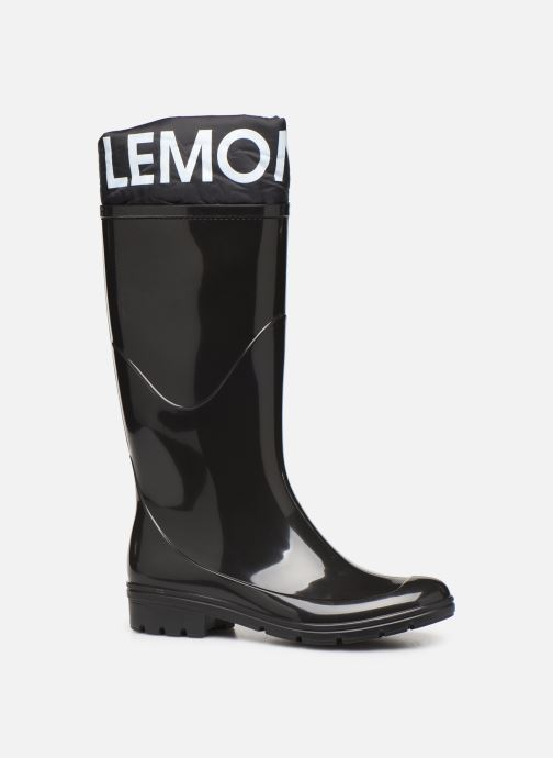 Boots & wellies Lemon Jelly Clare Black detailed view/ Pair view