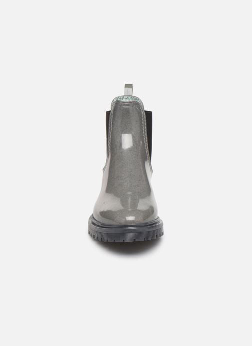 Bottines et boots Lemon Jelly Maren Wasteless Gris vue portées chaussures