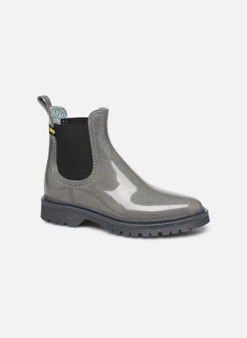 Ankelstøvler Lemon Jelly Maren Wasteless Grå detaljeret billede af skoene