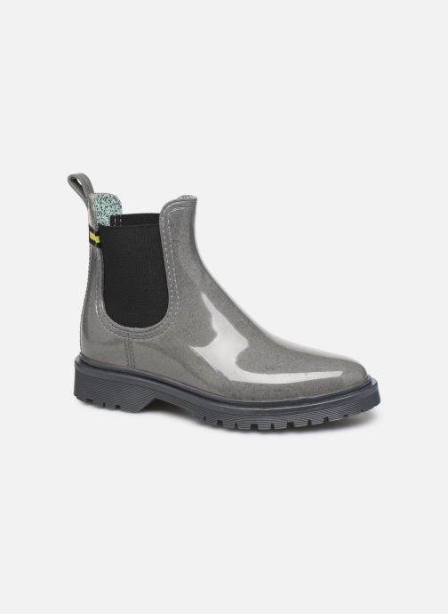 Bottines et boots Lemon Jelly Maren Wasteless Gris vue détail/paire