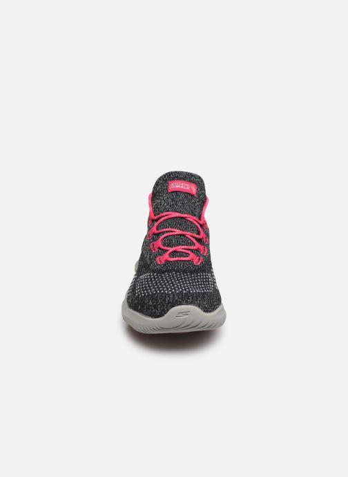 Baskets Skechers Go Walk Revolution / Hope Gris vue portées chaussures