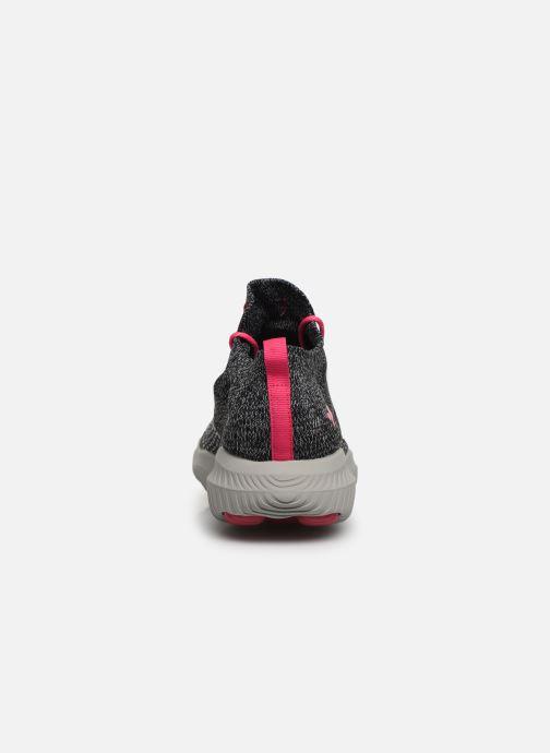 Baskets Skechers Go Walk Revolution / Hope Gris vue droite