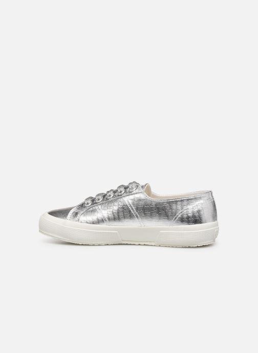 Sneakers Superga O 2750- Cotmetembossedcocco W Zilver voorkant