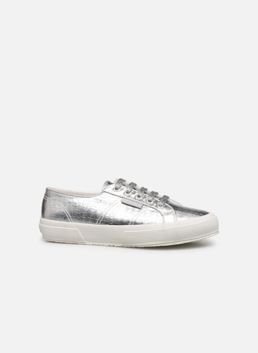 Sneakers Superga O 2750- Cotmetembossedcocco W Zilver achterkant