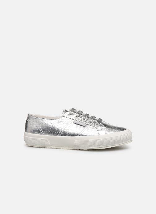 Sneakers Superga O 2750- Cotmetembossedcocco W Zilver achterkant