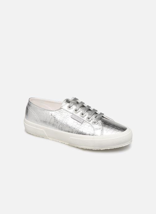 Sneakers Superga O 2750- Cotmetembossedcocco W Zilver detail