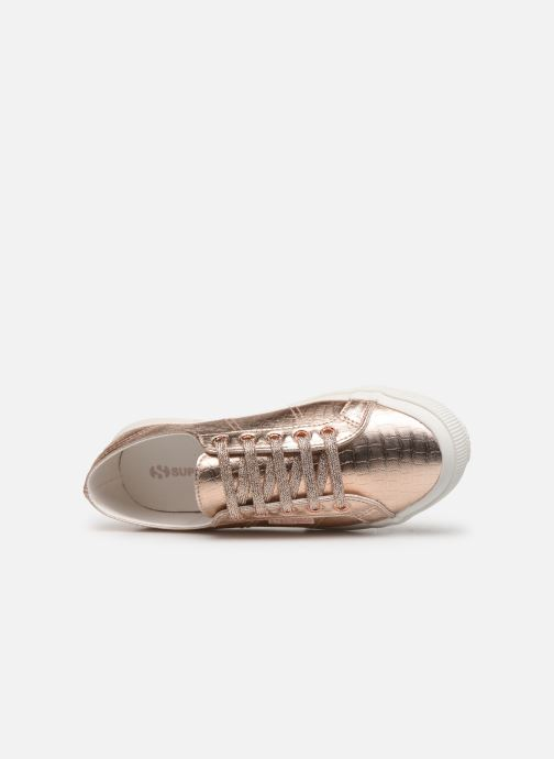 Sneakers Superga O 2750- Cotmetembossedcocco W Roze links