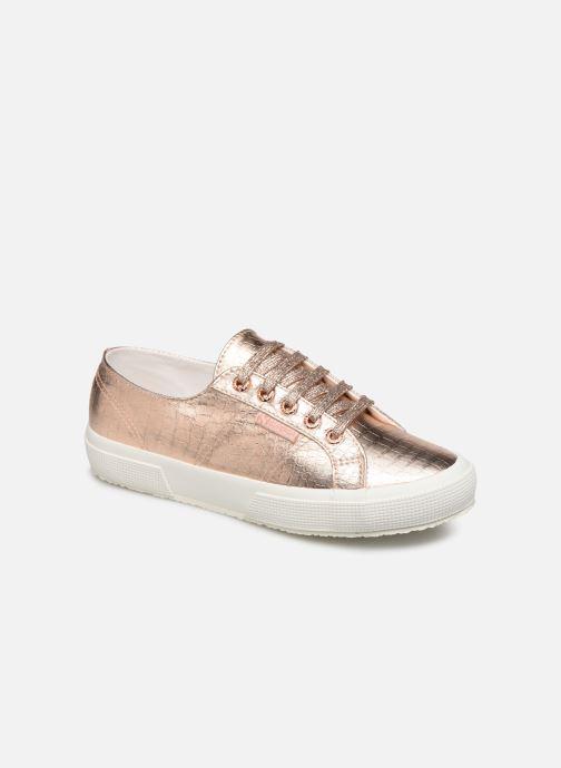 Sneakers Superga O 2750- Cotmetembossedcocco W Roze detail
