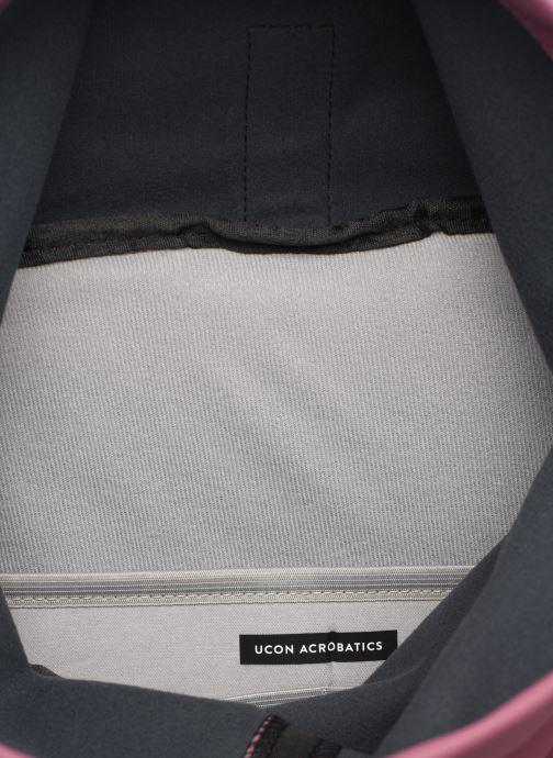 Rucksacks UCON ACROBATICS HAJO Backpack Pink back view