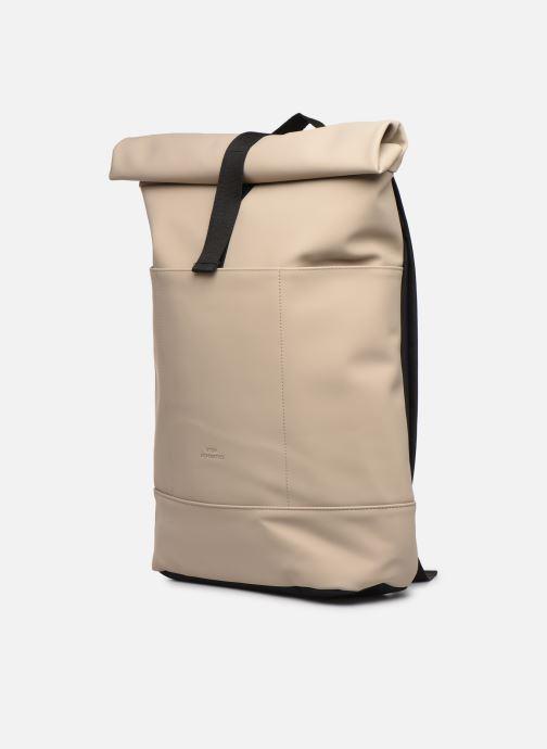 Sacs à dos UCON ACROBATICS HAJO Backpack Beige vue portées chaussures