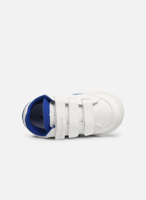 Trainers Le Coq Sportif Courtclay INF SPORT White view from the left