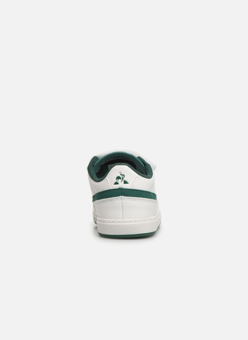 Trainers Le Coq Sportif Courtclay INF SPORT White view from the right