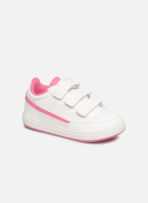 Sneakers Le Coq Sportif Courtclay INF SPORT Wit detail
