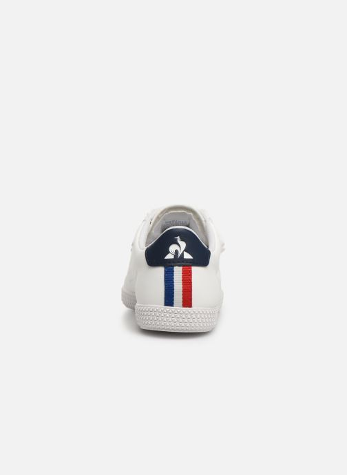 Trainers Le Coq Sportif Match SET PS White view from the right