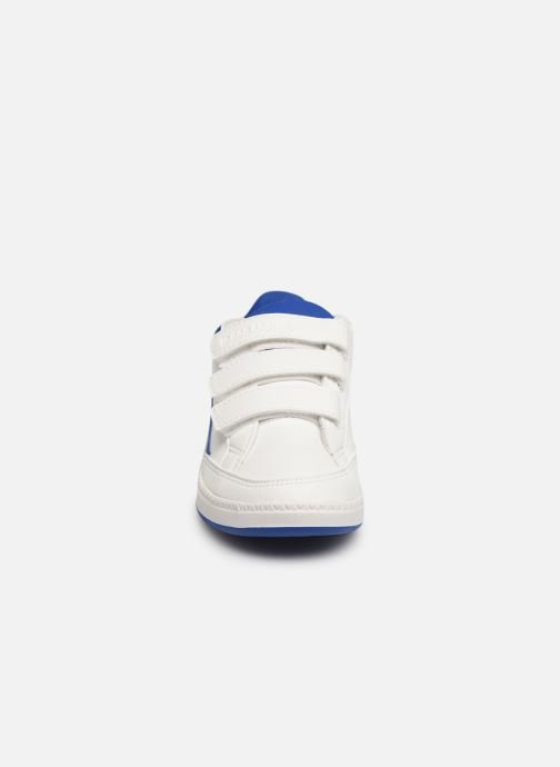 Trainers Le Coq Sportif Courtclay PS SPORT White model view