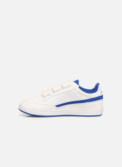 Sneakers Le Coq Sportif Courtclay PS SPORT Wit voorkant