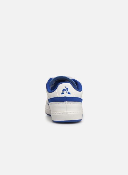 Trainers Le Coq Sportif Courtclay PS SPORT White view from the right