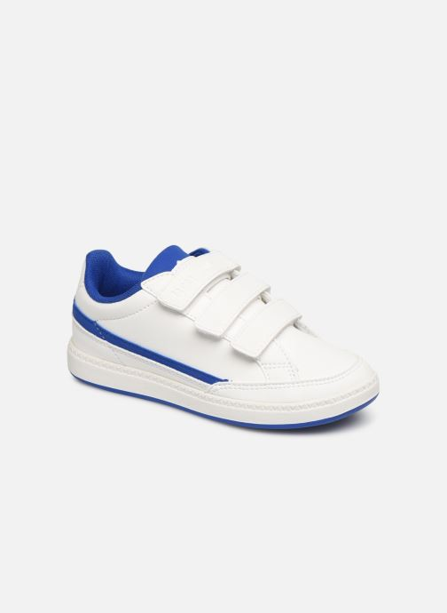 Sneakers Le Coq Sportif Courtclay PS SPORT Wit detail