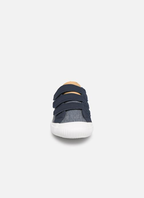 Trainers Le Coq Sportif Nationale PS CRAFT Blue model view