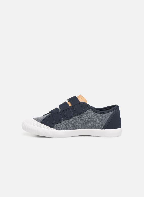 Trainers Le Coq Sportif Nationale PS CRAFT Blue front view