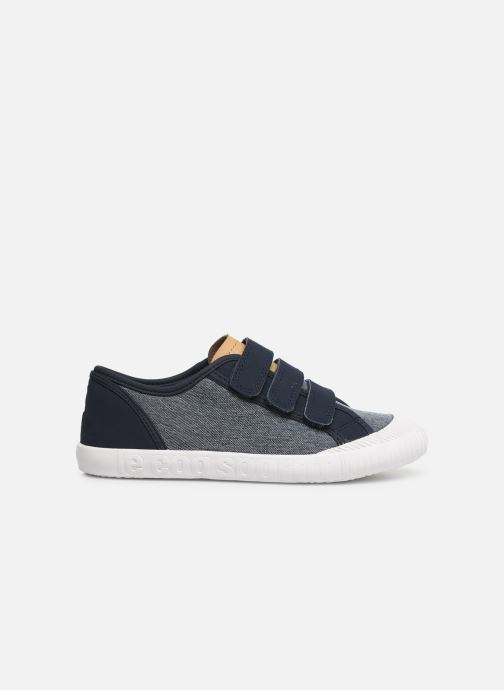 Trainers Le Coq Sportif Nationale PS CRAFT Blue back view