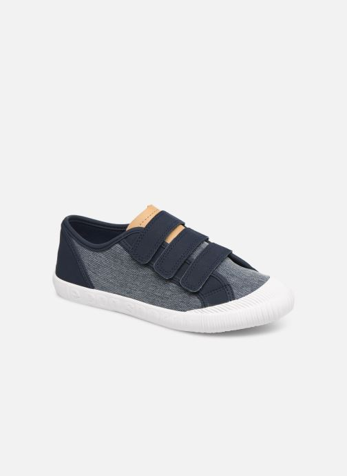 Trainers Le Coq Sportif Nationale PS CRAFT Blue detailed view/ Pair view