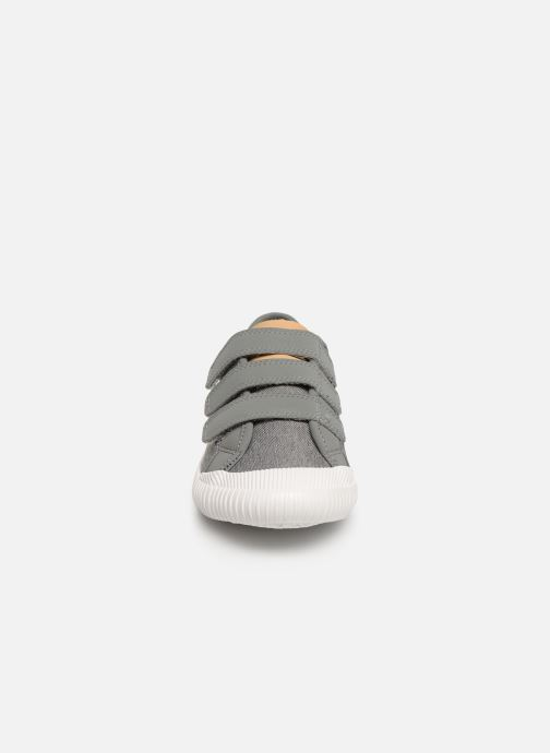 Trainers Le Coq Sportif Nationale PS CRAFT Grey model view