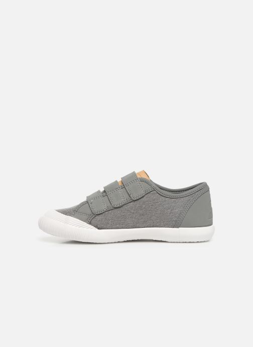 Trainers Le Coq Sportif Nationale PS CRAFT Grey front view