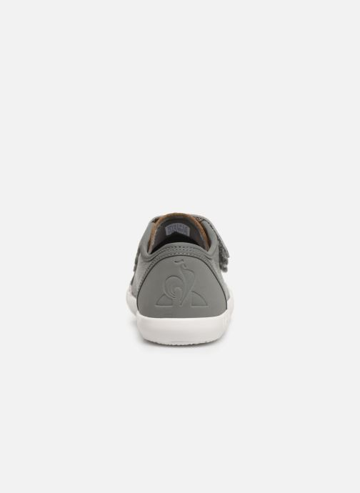 Trainers Le Coq Sportif Nationale PS CRAFT Grey view from the right