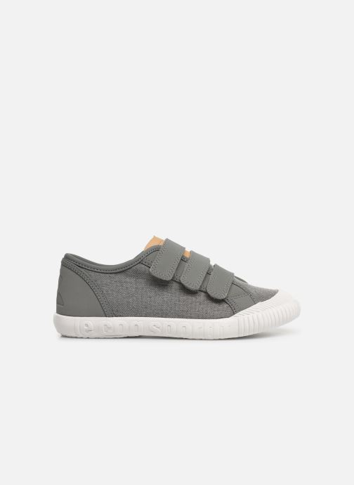 Trainers Le Coq Sportif Nationale PS CRAFT Grey back view