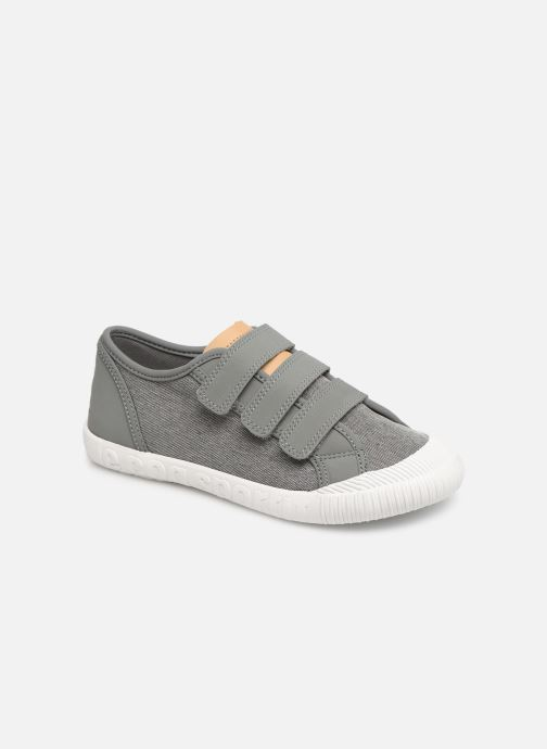 Trainers Le Coq Sportif Nationale PS CRAFT Grey detailed view/ Pair view