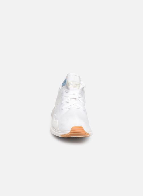 Baskets Le Coq Sportif Solas W DENIM Blanc vue portées chaussures