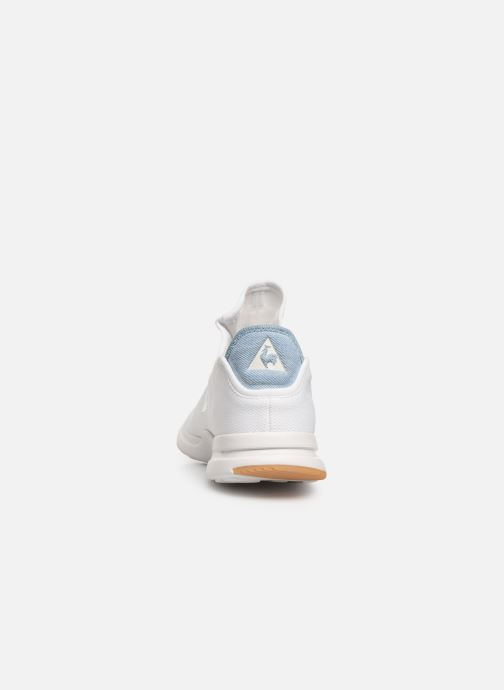 Trainers Le Coq Sportif Solas W DENIM White view from the right