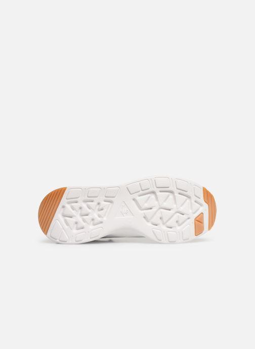 Baskets Le Coq Sportif Solas W DENIM Blanc vue haut