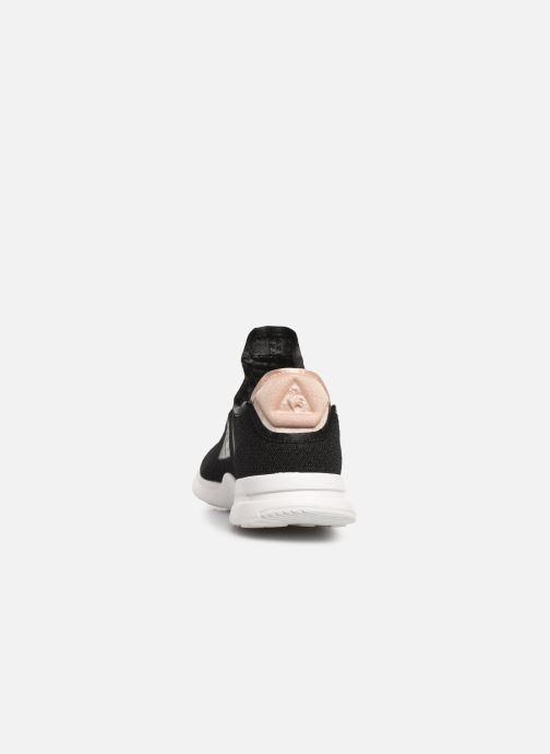 Sneaker Le Coq Sportif Solas W SHINY schwarz ansicht von rechts