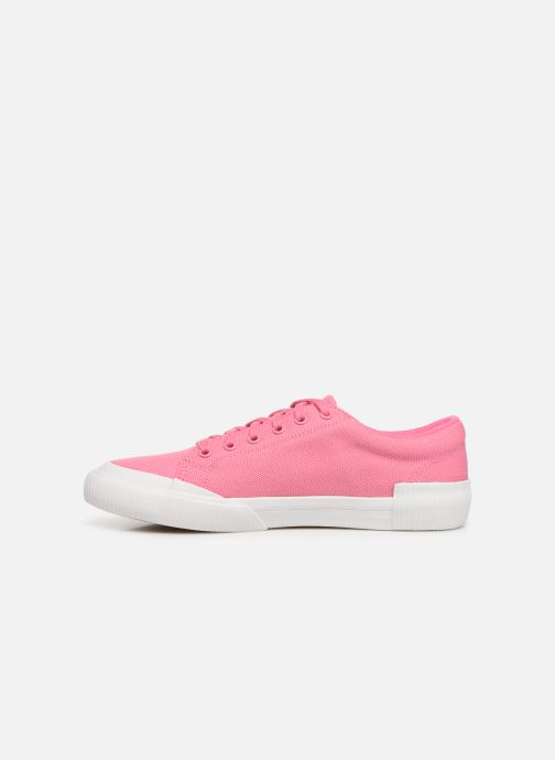 Trainers Le Coq Sportif Dune W SPORT Pink front view