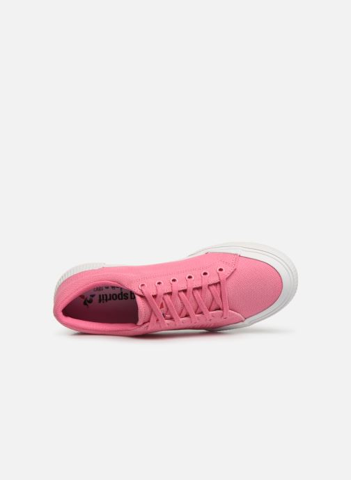 Trainers Le Coq Sportif Dune W SPORT Pink view from the left