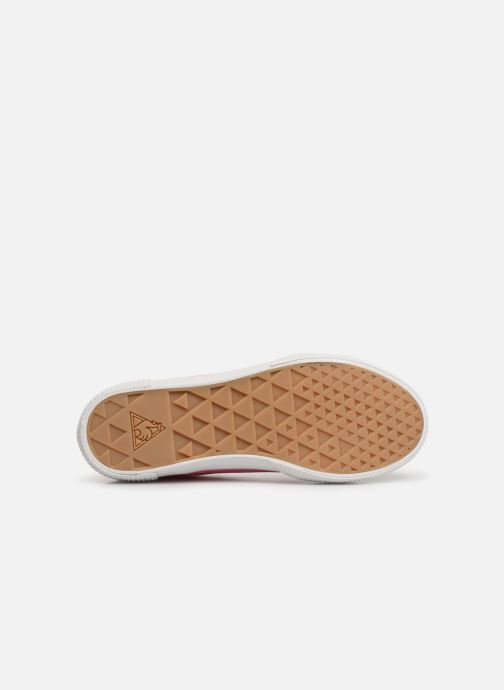 Trainers Le Coq Sportif Dune W SPORT Pink view from above