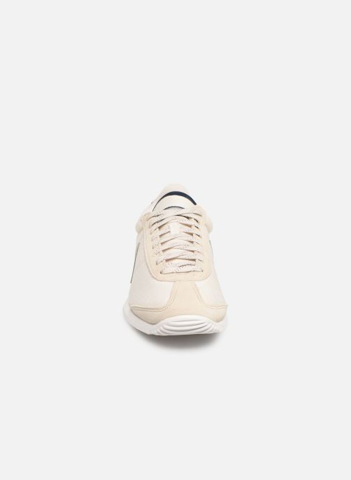 Trainers Le Coq Sportif Quartz W METALLIC Beige model view