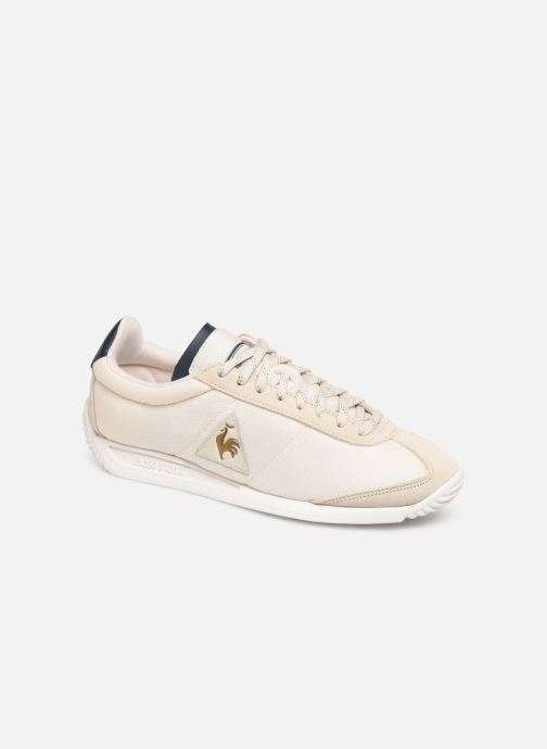Trainers Le Coq Sportif Quartz W METALLIC Beige detailed view/ Pair view