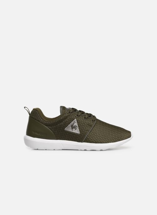Trainers Le Coq Sportif Dynacomf W METALLIC Green back view