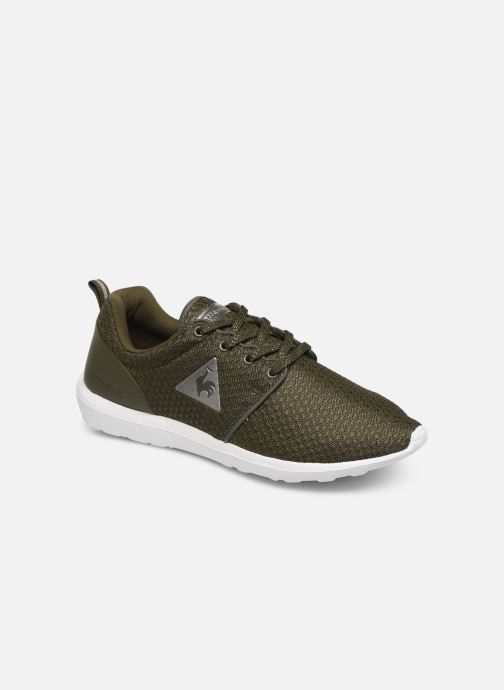 Trainers Le Coq Sportif Dynacomf W METALLIC Green detailed view/ Pair view