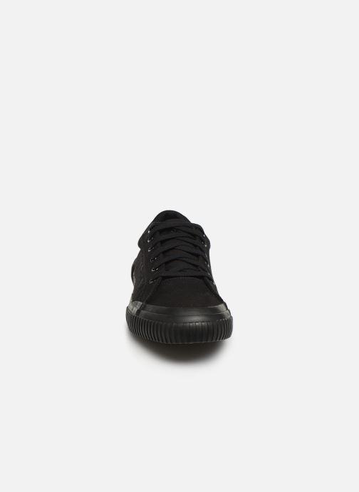 Baskets Le Coq Sportif Dune SPORT Noir vue portées chaussures