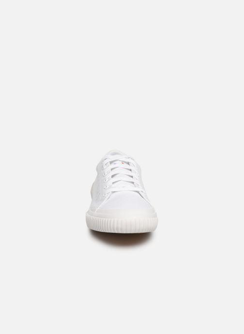 Baskets Le Coq Sportif Dune SPORT Blanc vue portées chaussures