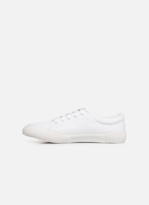 Trainers Le Coq Sportif Dune SPORT White front view