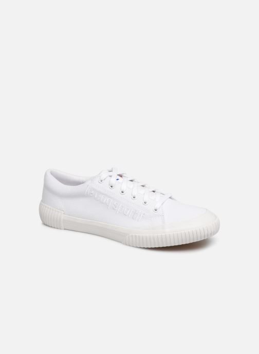 Trainers Le Coq Sportif Dune SPORT White detailed view/ Pair view