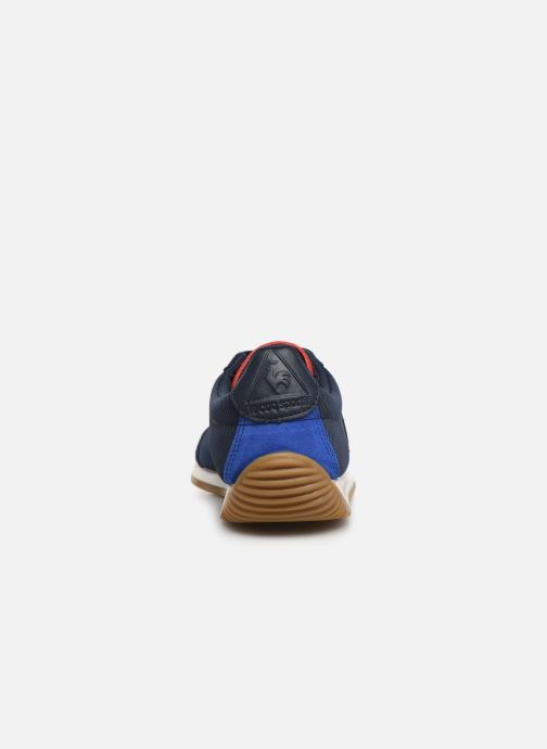 Trainers Le Coq Sportif Quartz SPORT Blue view from the right